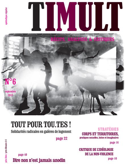"""Timult, article page 40 """"dire non n'est jamais anodin - domination sexuelle ordinaire dans les couples hétéros"""""""